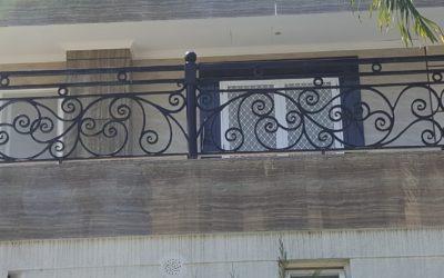 Railing Balkon 5#