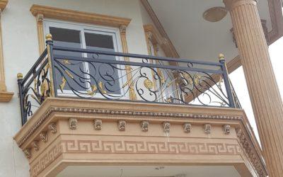 Railing Balkon 8#