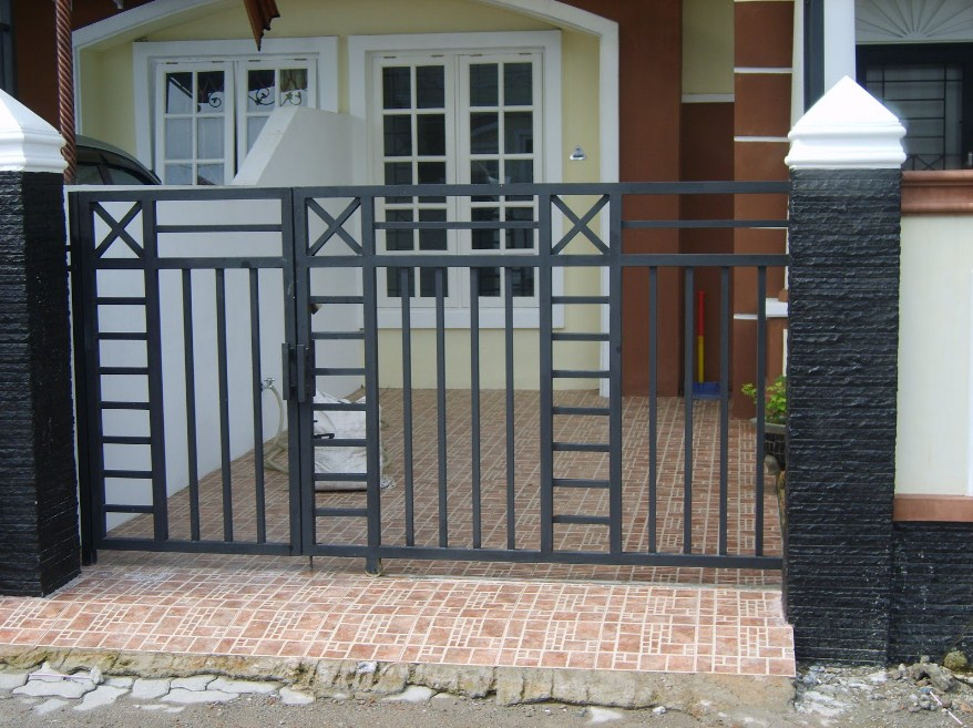 Model Teralis Pintu Gerbang