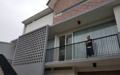 Railing Balkon 1#