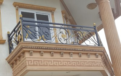Railing Balkon 3#