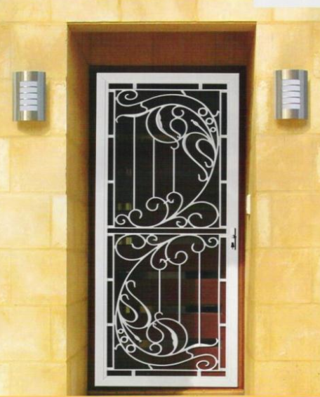 Model Teralis Pintu Minimalis 04